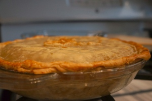Lucia's Meat Pie