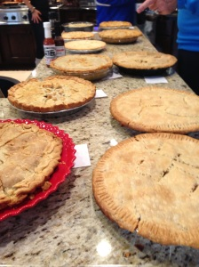 Meat Pie Cook-Off