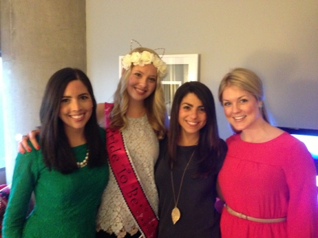 Maegan's Bachelorette Party